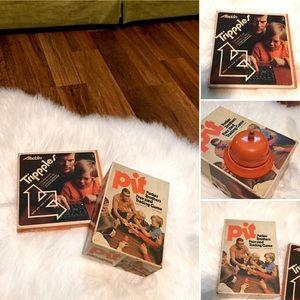 🦋2/$10 3/$15 4/$18 5/$20 Vintage 70s Games